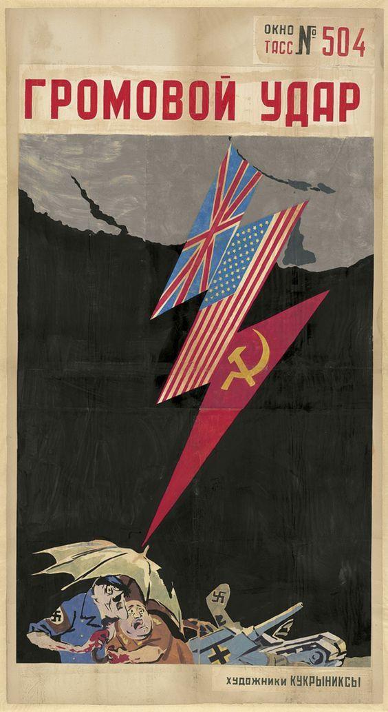 carteles aliados segunda guerra mundial (6)
