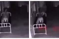 Video muestra a espíritu saliendo del cuerpo de un paciente