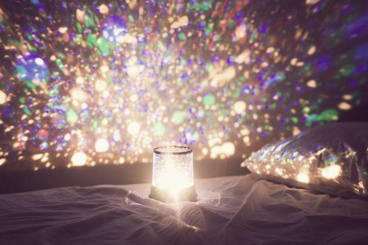 lampara universo
