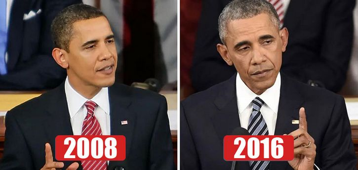 presidente obama antes y despues