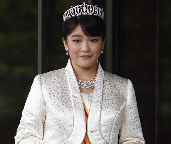 princesa mako de japon