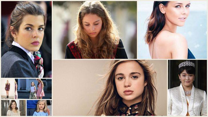 Mira como están esas Princesas del Mundo