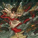 Susanoo, el dios de las tempestades