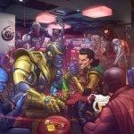 Marvel y DC tienen personajes para producir películas por 3 mil años