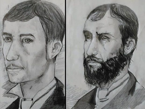 Isaac Kozebrodski y Samuel Friedman