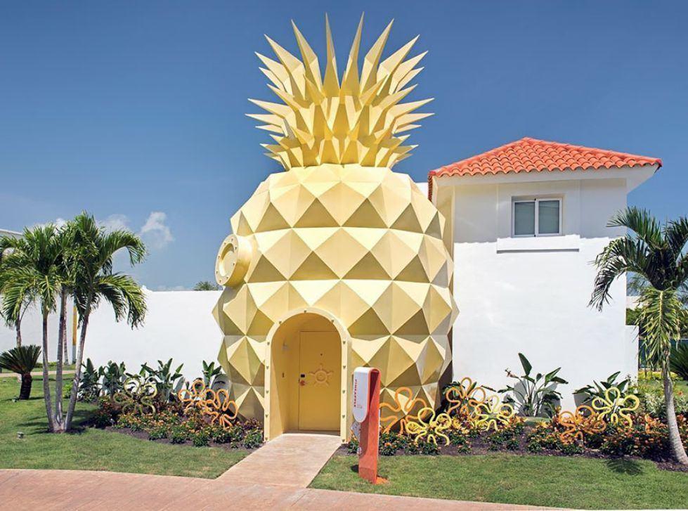 pineapple-villa-en-punta-cana-bob-esponja-8