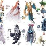 Artista imagina a los Pokémon como personajes humanos