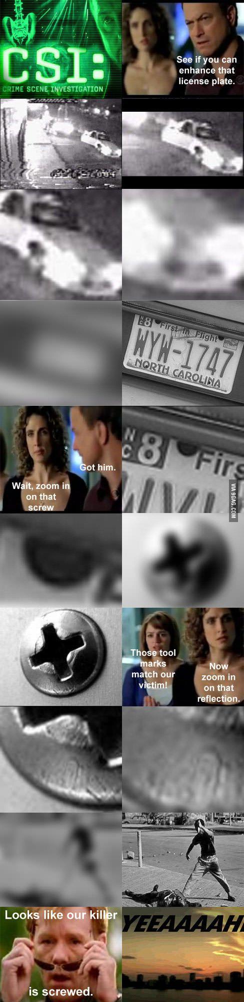 csi meme del zoom