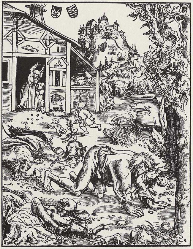 hombre-lobo-ataca-a-nino-dibujo