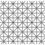 La ilusión de Ninio: ¿puedes ver los 12 puntos?