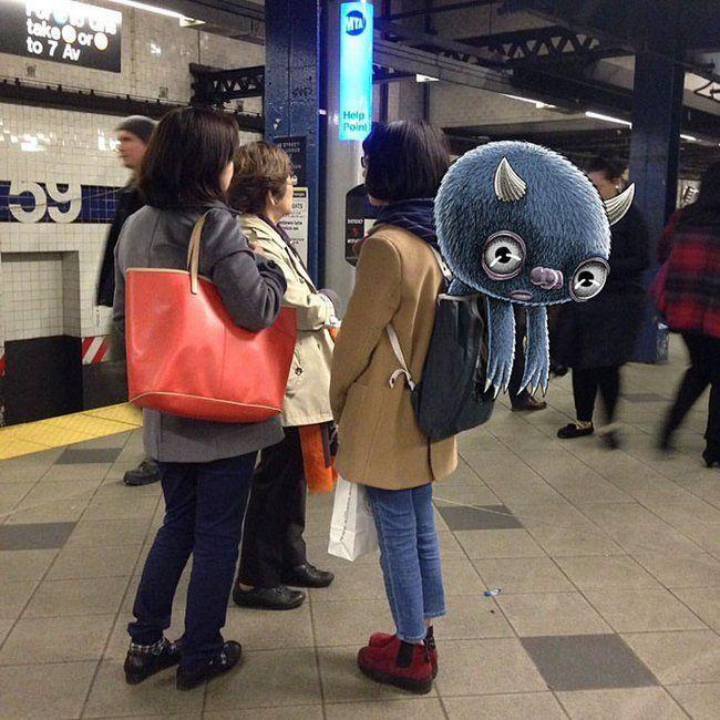 monstruos-metro-nueva-york-1