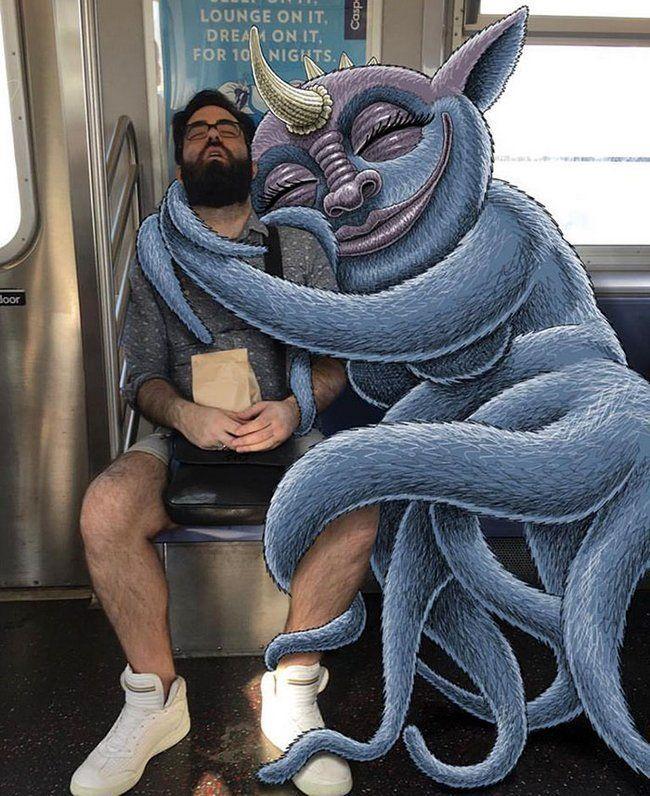 monstruos-metro-nueva-york-11