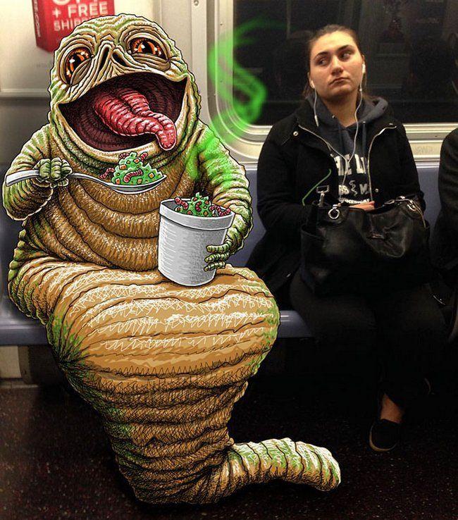 monstruos-metro-nueva-york-19