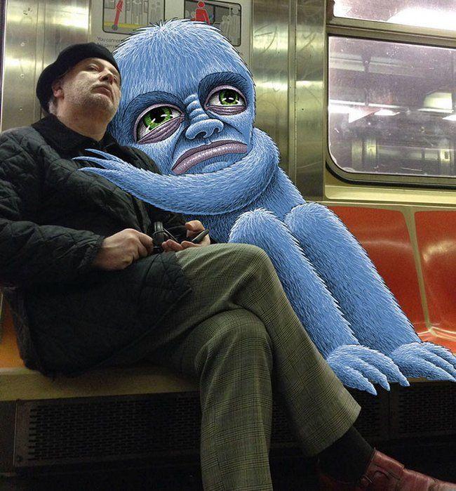 monstruos-metro-nueva-york-2