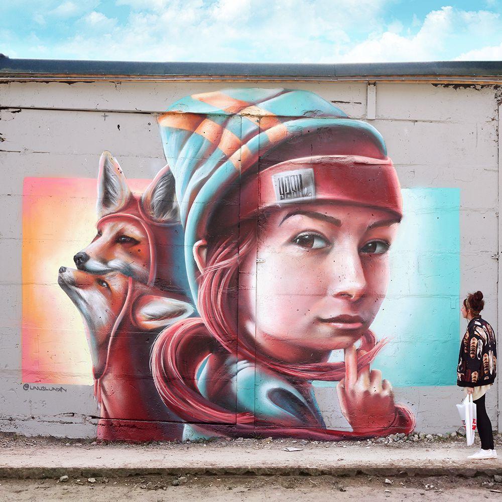 murales por YASH (1)