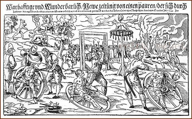 tortura-rueda
