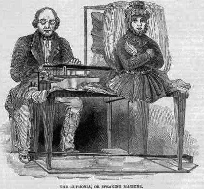 Joseph Faber y su Euphonia