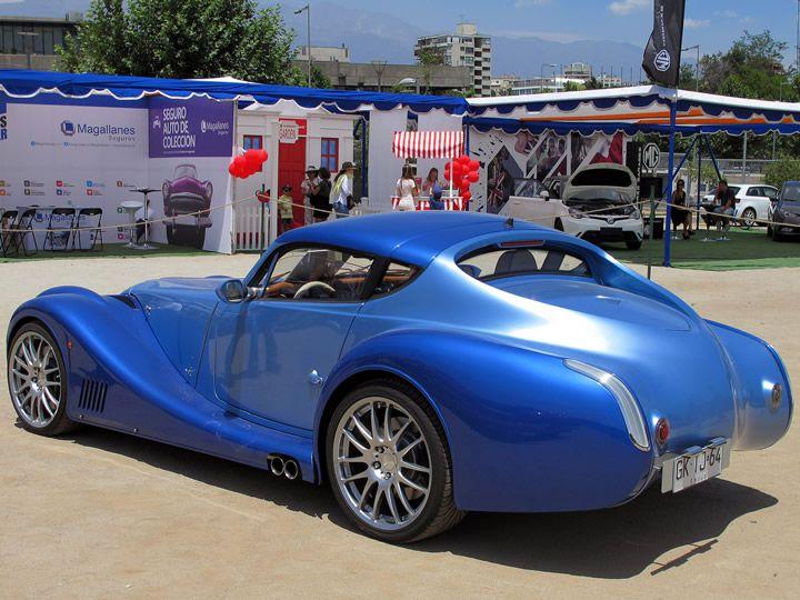 Morgan Aero Coupe 2013