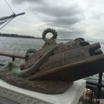 Monumento en NY conmemora accidente que nunca sucedió