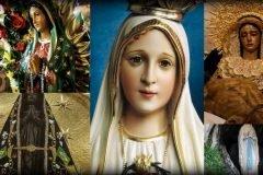 Advocaciones de María, la madre de Dios