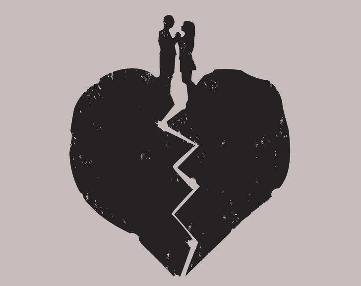corazon-roto-pareja-y-silueta
