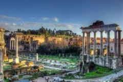 7 lugares turísticos herencia del Imperio Romano