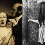 11 fotos históricas espeluznantes dignas de pesadilla