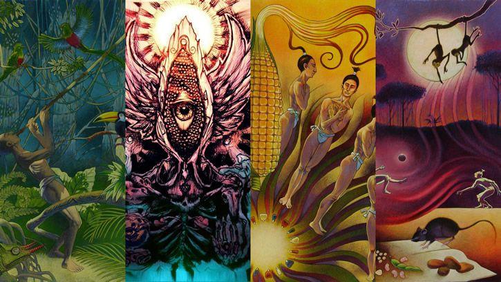ilustracion-cultura-mitologia-maya