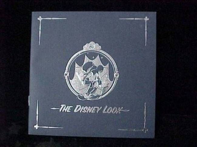 libro-the-disney-look-portada