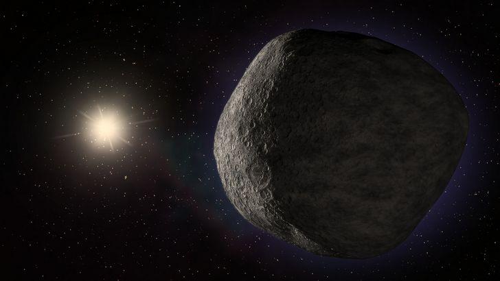 objeto-frente-al-sol-planeta-enano