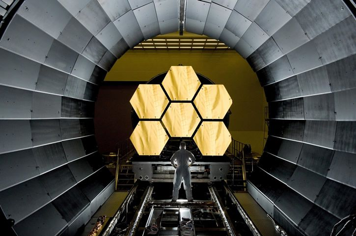 telescopio-espacial-segmentos-espejos