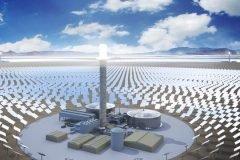 Sandstone, la planta solar más potente del mundo