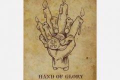 La Mano de la Gloria