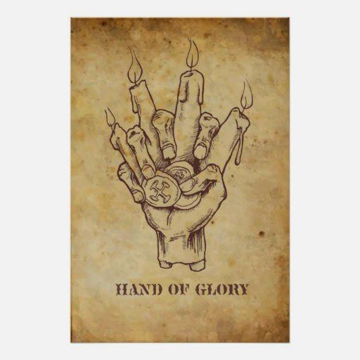 la-mano-de-la-gloria-ilustracion