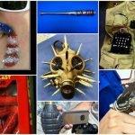 10 Objetos extraños encontrados en el equipaje de mano de avión