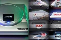 Juegos clásicos de 28 sistemas diferentes en RetroEngine Sigma