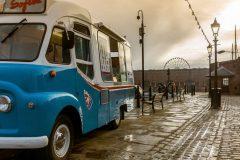 Guerra de carritos de helado en Escocia