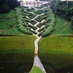 Paisajismo que mezcla arquitectura y espiritualidad por Charles Jencks