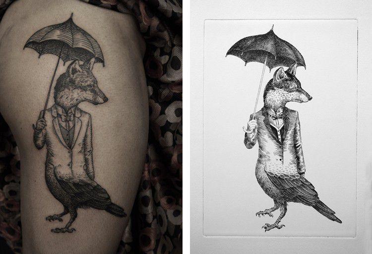 tatuajes-surrealistas-animales-hibridos-17