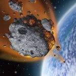 Meteoroide rozó la Tierra ayer y lo detectaron en el último instante