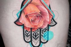 23 tatuajes que mezclan técnicas y estilos por Chris Rigoni