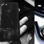 Usuarios del iPhone 7 Jet Black se quejan de los rayones