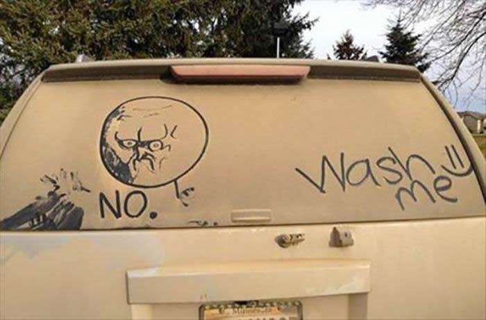 Lavame no