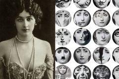 Lina Cavalieri: el rostro más famoso de la decoración de interiores