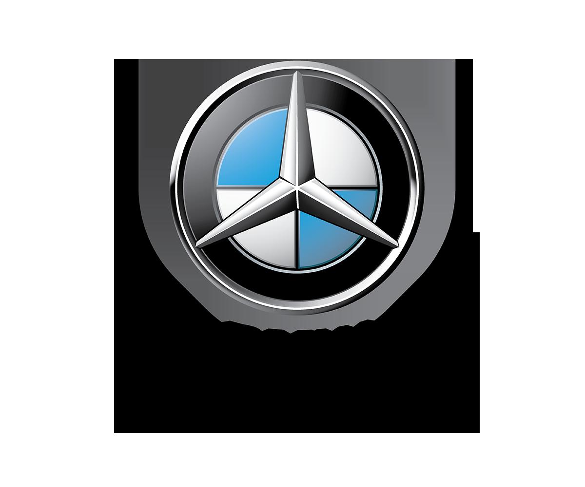 8 marcas rivales mezcladas en un logo marcianos for Mercedes benz target market