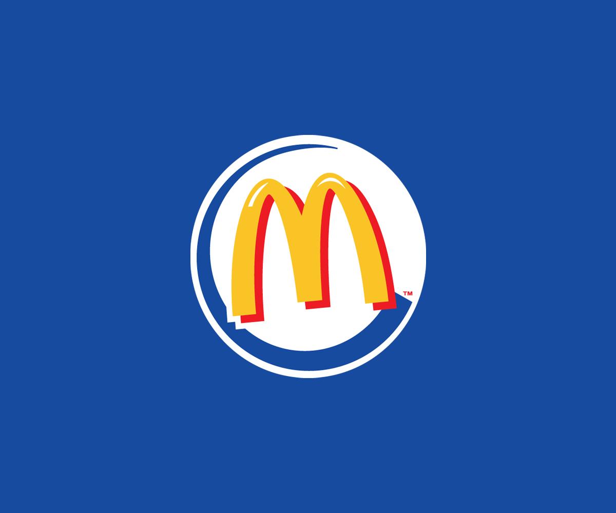 Logos combinados mcdonals y burger king
