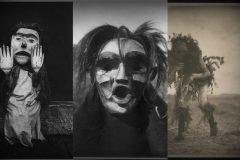 Impresionantes máscaras nativo americanas de inicios del siglo XX