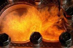 Así se ve la combustión de un motor en cámara lenta + VIDEOS