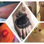 15 ideas para integrar marcas de nacimiento en un tatuaje