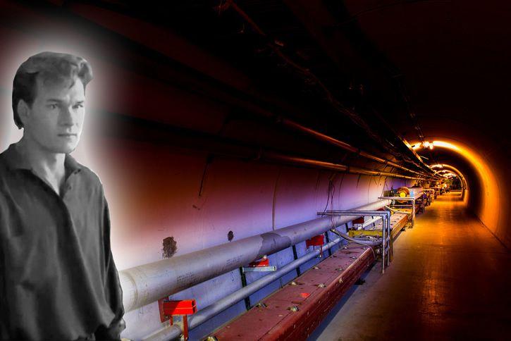 CERN fantasmas